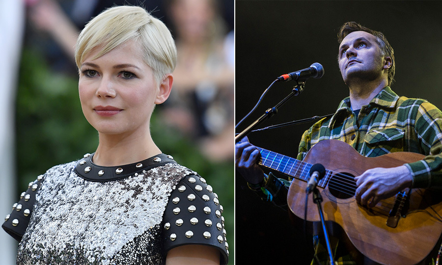 <h2>Michelle Williams and Phil Elverum</h2>