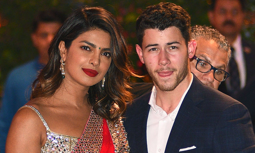 "She said ""yes""! It looks like after a whirlwind two-month romance, Priyanka and Nick are ready to make things official. The 25-year-old singer reportedly shut down Tiffany & Co. to find the perfect engagement ring for the brunette beauty and proposed on her 36th birthday. ""They are so happy,"" a source told <em><a href=""https://people.com/music/nick-jonas-priyanka-chopra-engaged/"" target=""_blank"">People</a></em>. ""His friends and family have never seen him like this, and they're all really excited for him. He's definitely very serious about her."" The director of one of the actress's upcoming projects further stoked the engagement rumours when he tweeted: ""Priyanka Chopra is no more part of @Bharat_TheFilm & and the reason is very very special , she told us in the Nick of time about her decision and we are very happy for her... Team Bharat wishes @priyankachopra loads of love & happiness for life."""