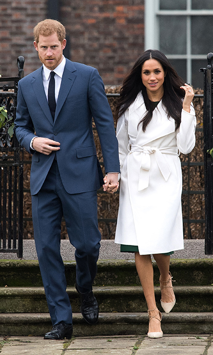 <strong>ROYAL ENGAGEMENT</strong>