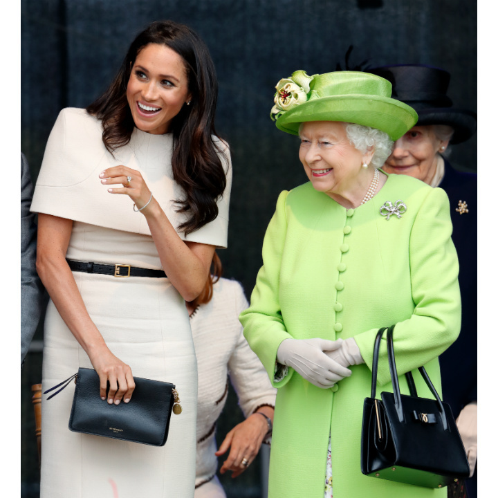 Having Meghan join her for a day of engagements was a way for the Queen to tell the world how much she trusted and enjoyed the company of her new granddaughter-in-law. 