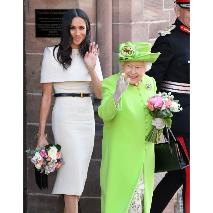 It just so happens that the two important ladies in Prince Harry's life share a very special bond – they both have an affinity for the country of Malta. Meghan's great-great grandmother Mary Bird was born there, while the Queen has had a longstanding love affair with the country after spending the early years of her marriage stationed on the island. 