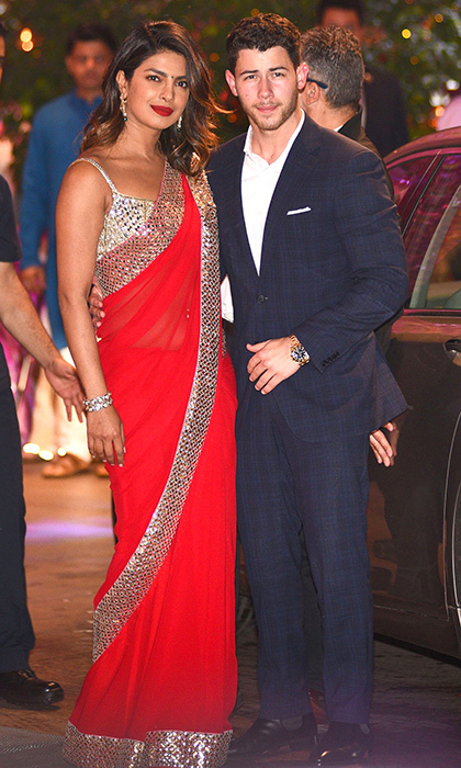 <h2>Priyanka Chopra's wedding</h2>
