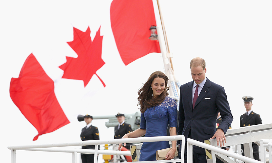 <h2>First royal tour</h2>
