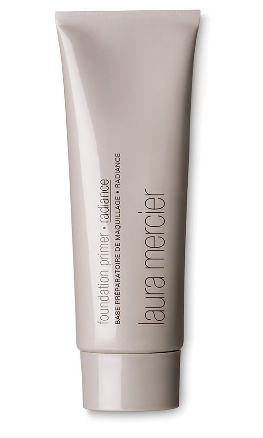 "<strong>Laura Mercier Foundation Primer Radiance</strong>, $48, <a href=""lauramercier.com"" target=""_blank"">lauramercier.com</a><br>