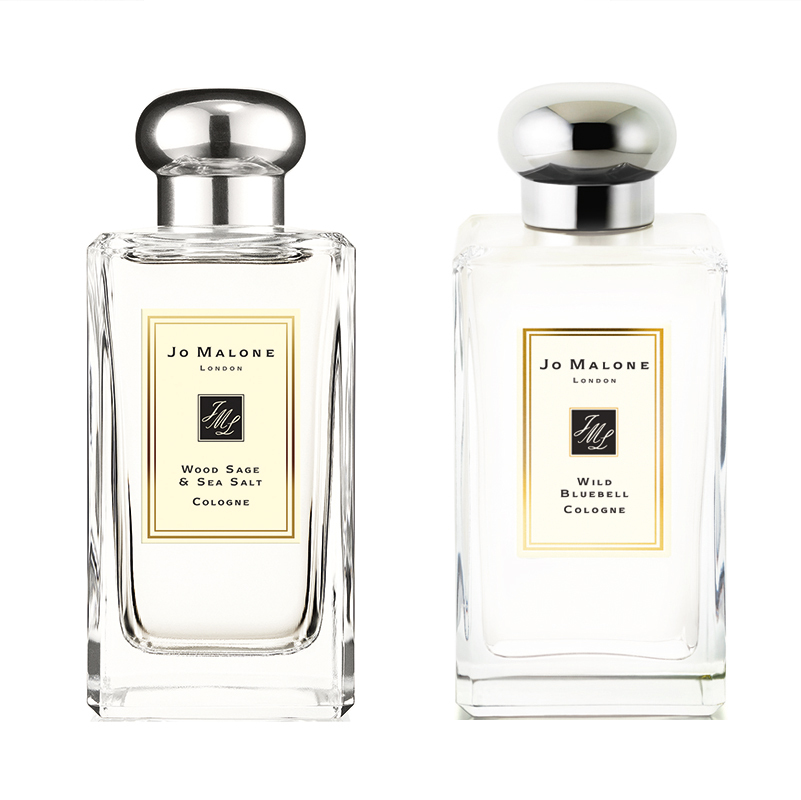 "<strong>Jo Malone London Wood Sage & Sea Salt Cologne</strong>, $184, <a href=""jomalone.ca"" target=""_blank"">jomalone.ca</a> and Jo Malone London Wild Bluebell Cologne</strong>, $184, <a href=""jomalone.ca"" target=""_blank"">jomalone.ca</a><br>