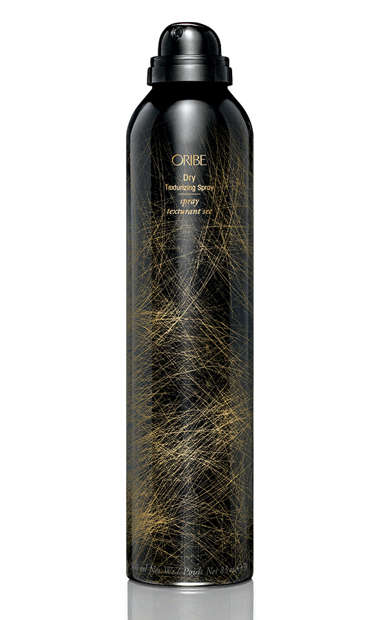 "<strong>Oribe Dry Texturizing Spray</strong>, $53, <a href=""holtrenfrew.com"" target=""_blank"">holtrenfrew.com</a><br>