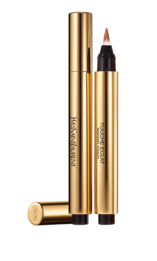 "<strong>Yves Saint Laurent Touche Éclat</strong>, $51, <a href=""yslbeauty.ca"" target=""_blank"">yslbeauty.ca</a><br>