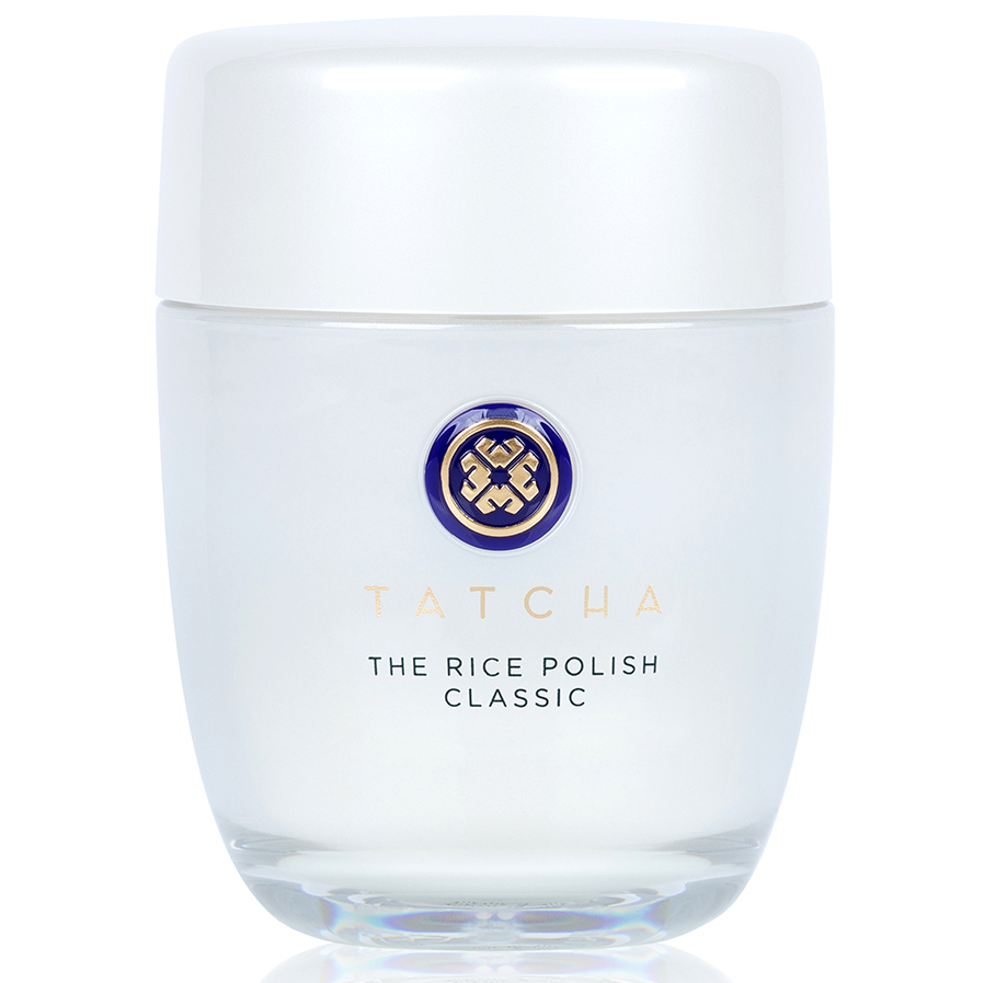 "<strong>TATCHA The Classic Rice Polish</strong>, $78; <a href=""sephora.ca"" target=""_blank"">sephora.ca</a><br>
