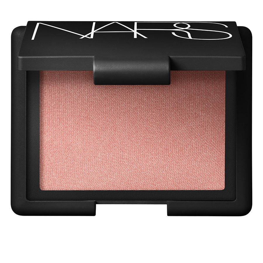 "<strong>NARS Orgasm Blush</strong>, $38, <a href=""beautyboutique.ca"" target=""_blank"">beautyboutique.ca</a><br>