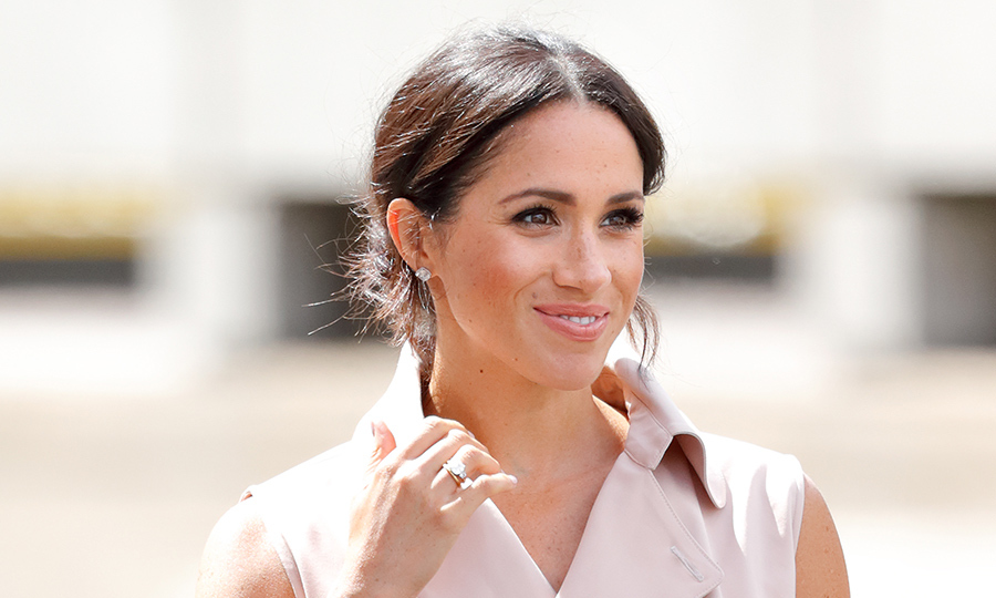 "Ever since stepping into the spotlight, the <a href=""/tags/0/meghan-markle/"" target=""_blank""><strong>Duchess of Sussex</strong></a> has become known for her winning wardrobe. But as obsessed as we are with her sartorial sensibility, that ""Markle Sparkle' also extends to her beauty routine, from barely there makeup to radiant skin. 