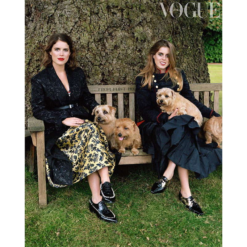 "During their interview with <em>British Vogue</em>, <strong><a href=""/tags/0/princess-beatrice"">Princess Beatrice</a></strong> revealed the nickname she uses for her sister, <Strong><a href=""/tags/0/princess-eugenie"">Princess Eugenie</a></strong>.