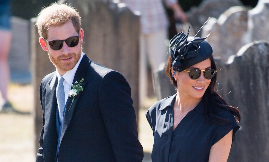 The Duke and Duchess of Sussex took a break from their vacation in the Cotswolds to attend royal family friend Charlie van Strauzenbee's wedding to photographer Daisy Jenks on Aug. 4. The newlyweds sadly were not joined by Prince William and Kate, who were expected to make an appearance at the wedding in Surrey. However, Princess Eugenie and her fiancé, Jack Brooksbank, were able to make it to watch Charlie and Daisy exchange vows.