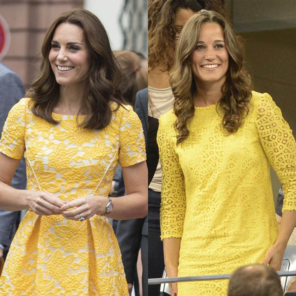 <h2>Soft waves and yellow lace</h2>