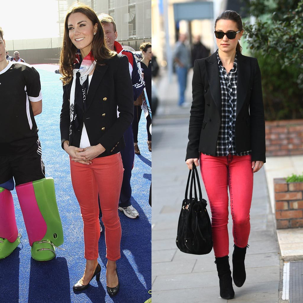 <h2>Rouged to perfection</p>