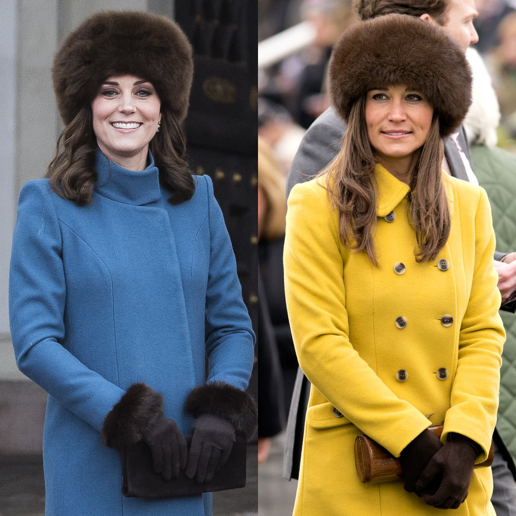 <h2>Hats off to the sisters!</h2>