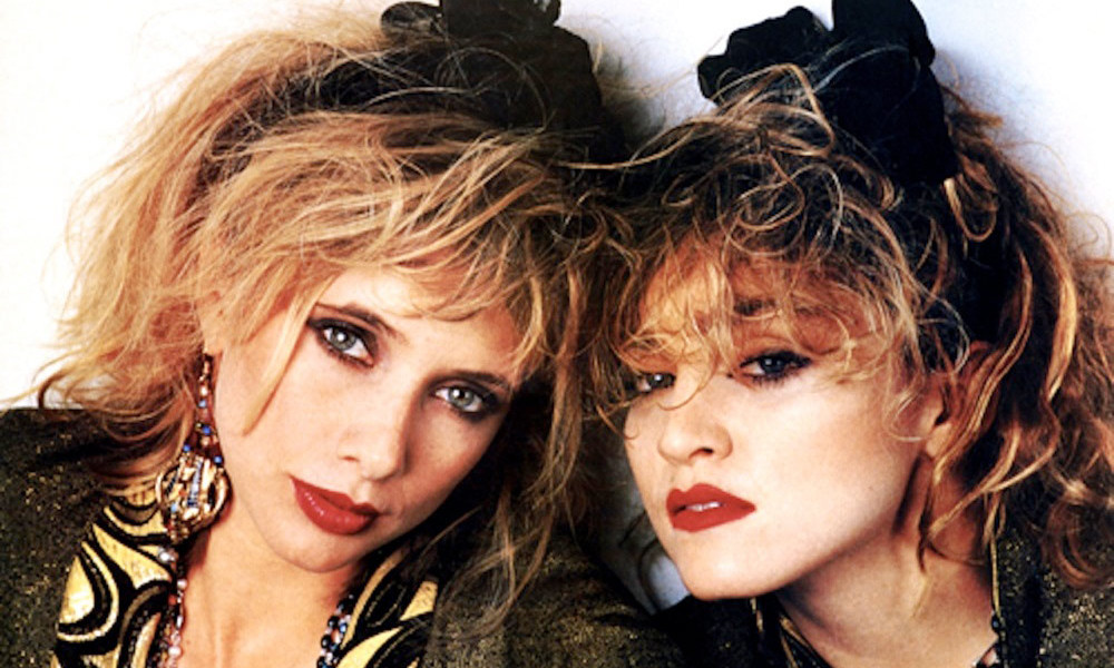 "<strong>What was the name of the film Madonna starred in that introduced the hit song ""Into the Groove""?</strong><br>