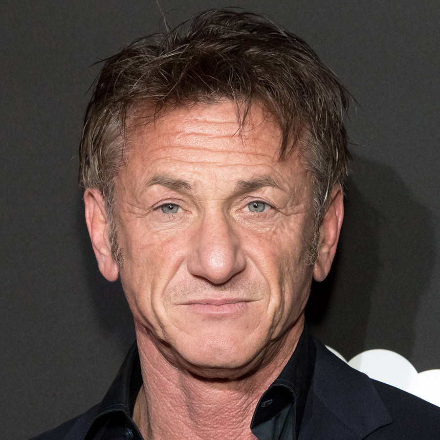 <strong>Sean Penn!</strong>