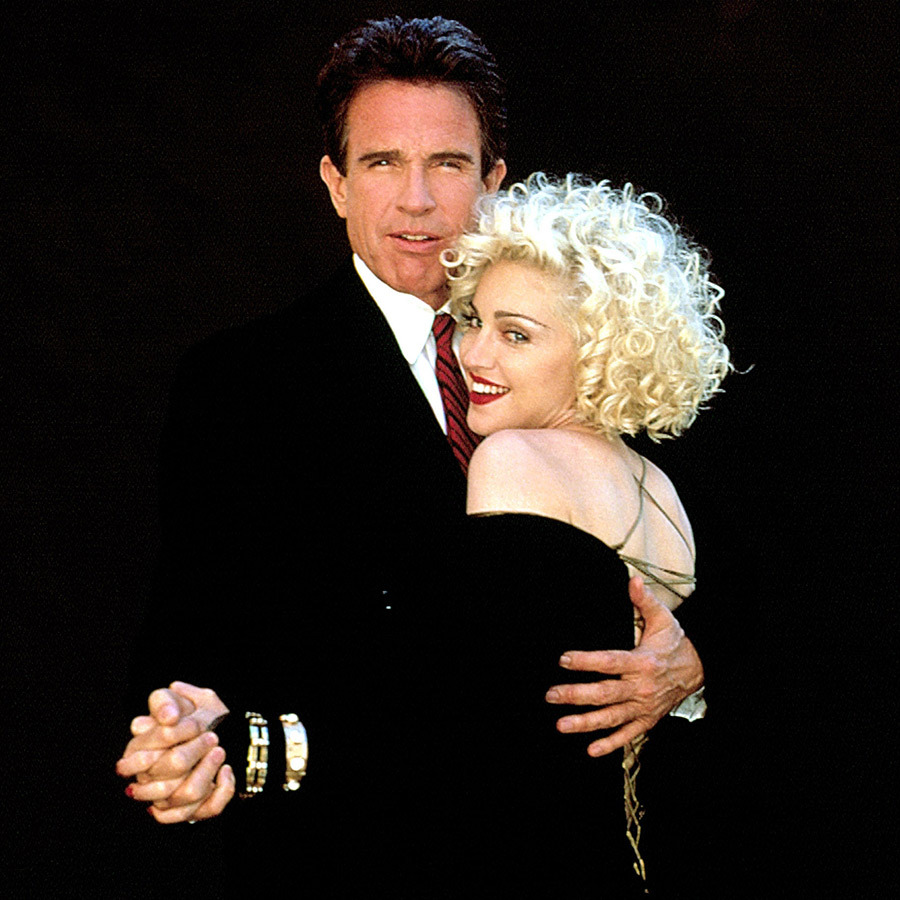 <strong>Madonna starred with Warren Beatty in which '90s film?</strong><br>