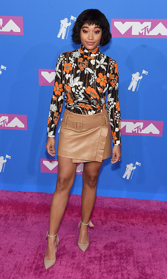 Amandla Sternberg