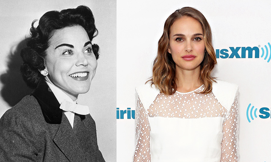 Not only will Natalie Portman be stepping into famed Dear Abby advice columnist Ann Lander's shoes - and those of her identical twin Abigail Van Buren - but she'll also go behind the camera to direct an upcoming biopic. After both securing columns in the mid-1950s, the sisters spent the rest of their lives in a bitter professional rivalry. 