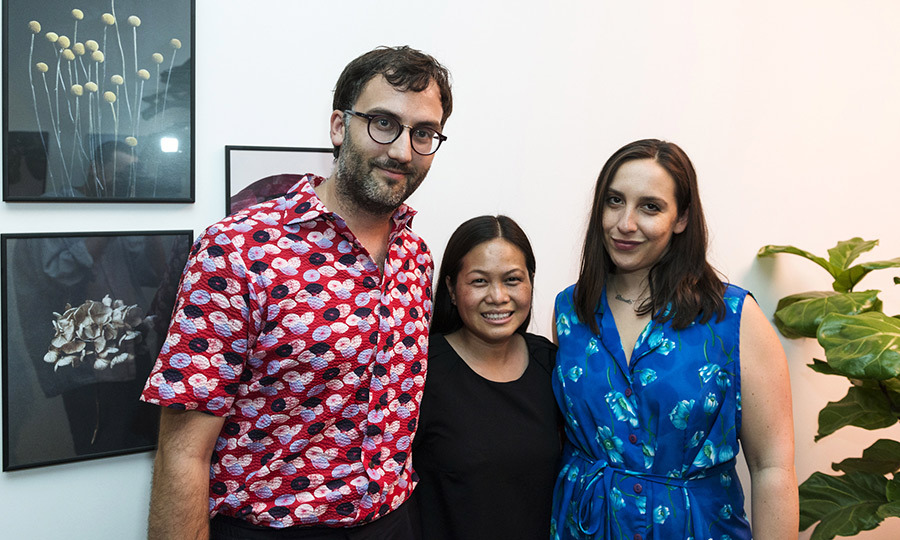 Matthew Biel, Truc Nguyen and Randi Bergman