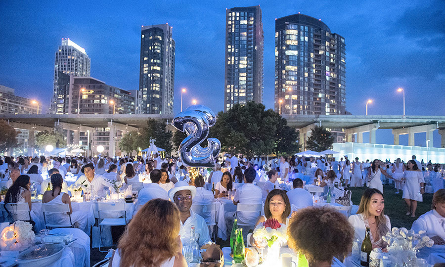 <h2>DINER EN BLANC</h2>