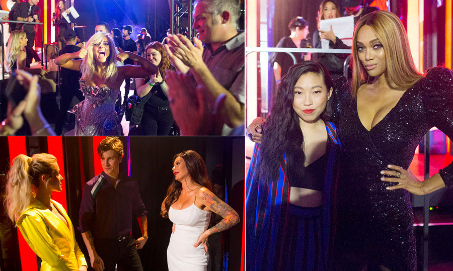 The iHeartRadio MMVAs touched down in Toronto on Aug. 26, bringing out some of the best in the industry, from Canadian crooner Shawn Mendes to a nostalgia-laden 98 Degrees reunion! Hilarious host and <em>Crazy Rich Asians</em> star Awkwafina kept the crowd laughing between awards and star performances, like the ultimate duo Bebe Rexha and Brett Kissel, and beloved singer-songwriter Alessia Cara, who took home the win for best video.
