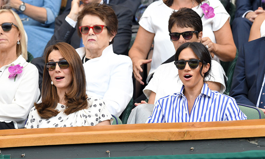 <h2>Her first girls' day out with Duchess Kate</h2>