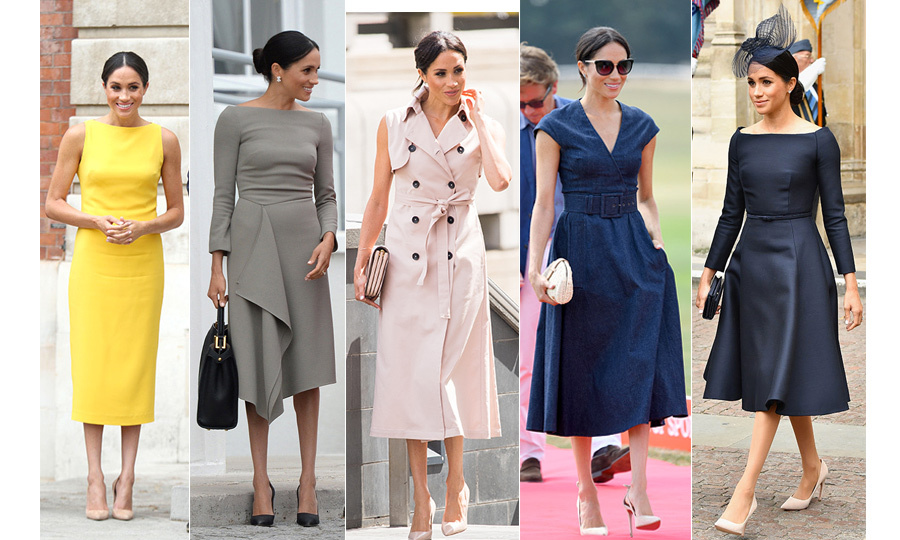 <h2>Cementing her status as a royal style icon</h2>
