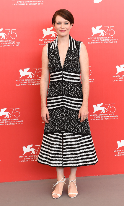 <strong>Claire Foy</strong>