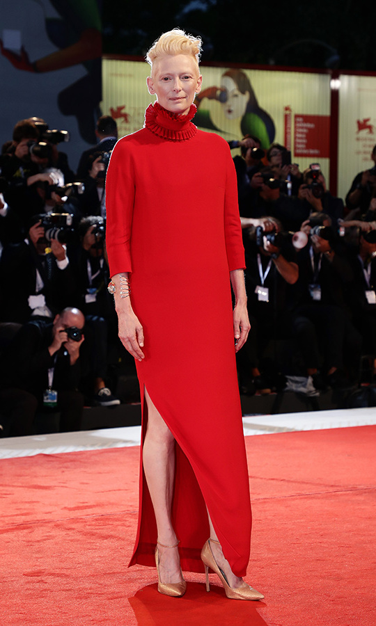<strong>Tilda Swinton</strong>
