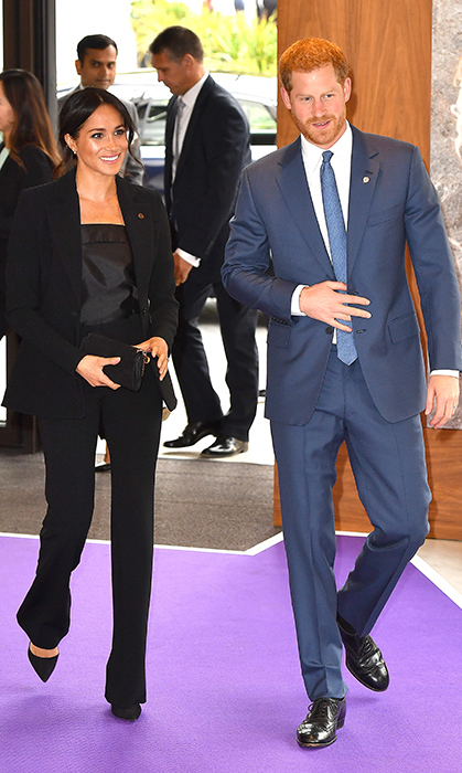 "<a href=""https://ca.hellomagazine.com/tags/0/prince-harry""><strong>Prince Harry</strong></a> and <a href=""https://ca.hellomagazine.com/tags/0/meghan-markle""><strong>Meghan Markle</strong></a> made their post-summer debut with an appearance at the WellChild Awards, a ceremony that celebrates inspiring children who are dealing with serious illness. After enjoying some well-deserved rest and relaxation around Europe this summer, the couple showed off their new summer glows for the great organization, of which Prince Harry has been a patron since 2007.