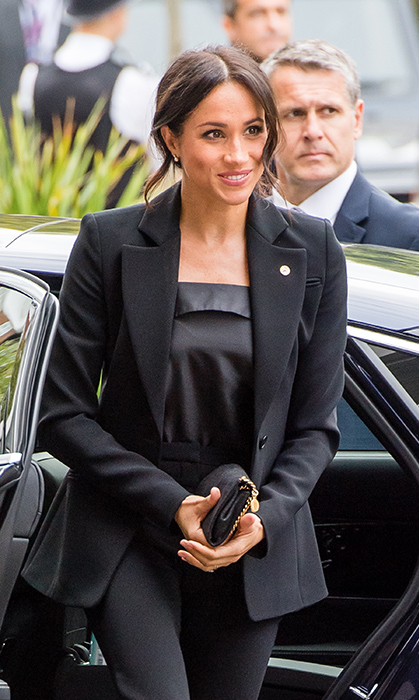 Meghan proves once again why she's the reigning style queen!