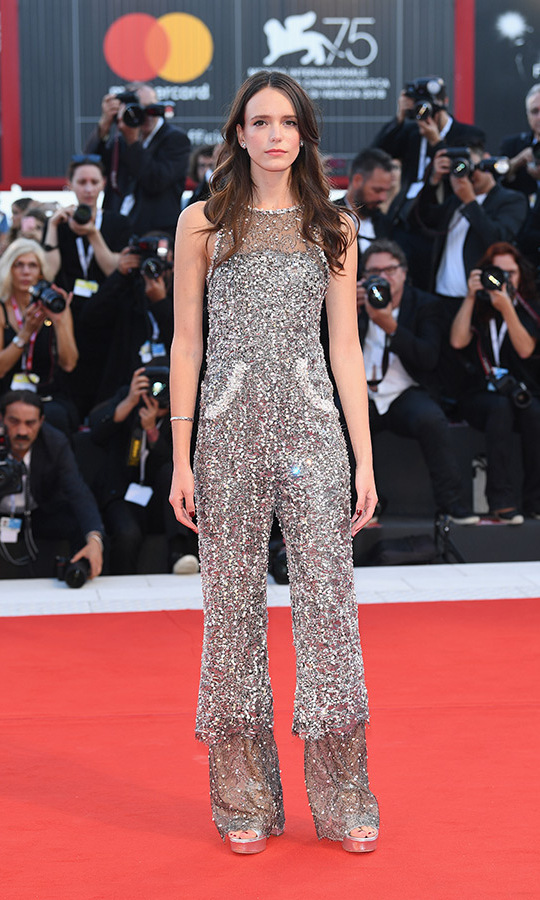 <strong>Stacy Martin</strong>