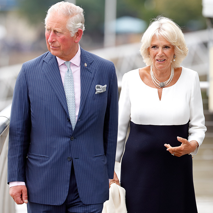 Prince Charles and Camilla enjoyed a sunny visit the newly refurbished Maiden Yacht on Sept. 5. The yacht is particularly historic, as it was used by the first all-female crew to sail in the 1990 Whitbread Round the World Race. They finished second!