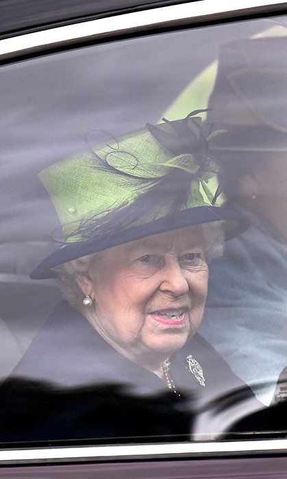 Her Majesty attended a service at Crathie Kirk Church on Sept. 2 in Scotland. Queen Victoria began worshipping at the church in 1848 and every British monarch since has worshipped there while staying at nearby Balmoral Castle.
