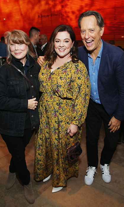 Sissy Spacek, Melissa McCarthy and James Woods showed off their megawatt smiles at the Fox Searchlight TIFF Party.