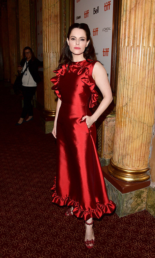 <h2>Emily Hampshire</h2>