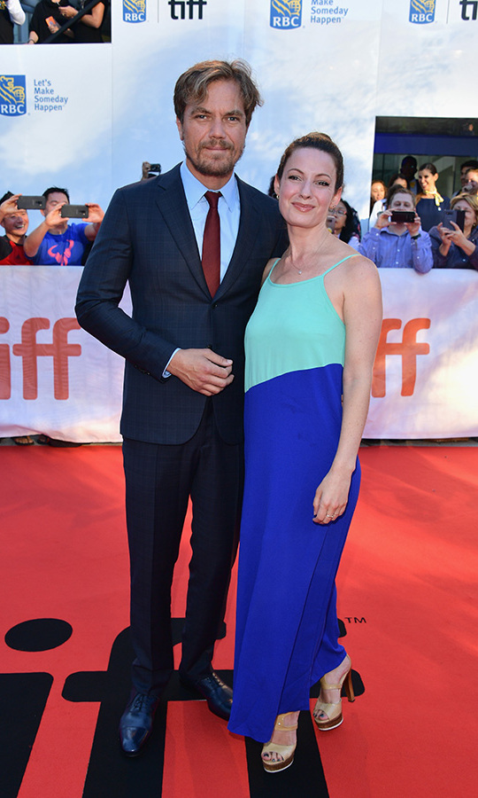 <h2>Michael Shannon and Kate Arrington</h2>