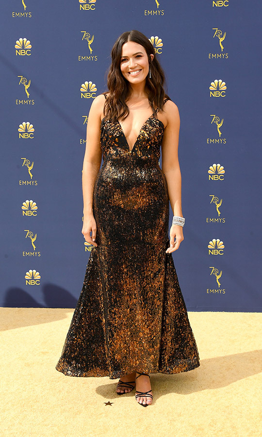 Mandy Moore in custom Rodarte