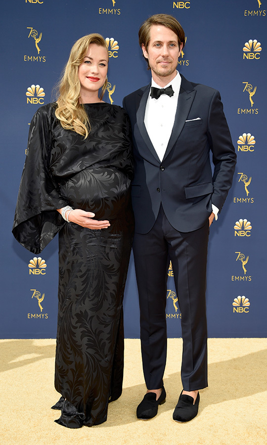 <h2>Yvonne Strahovski and Tim Loden</h2>