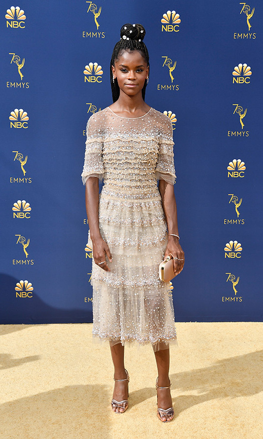 Letitia Wright