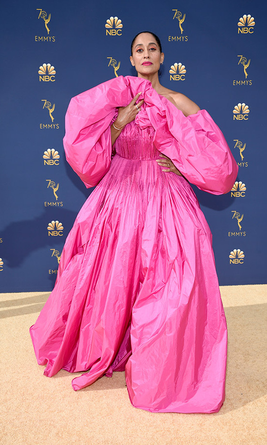 Tracee Ellis Ross in Valentino Couture
