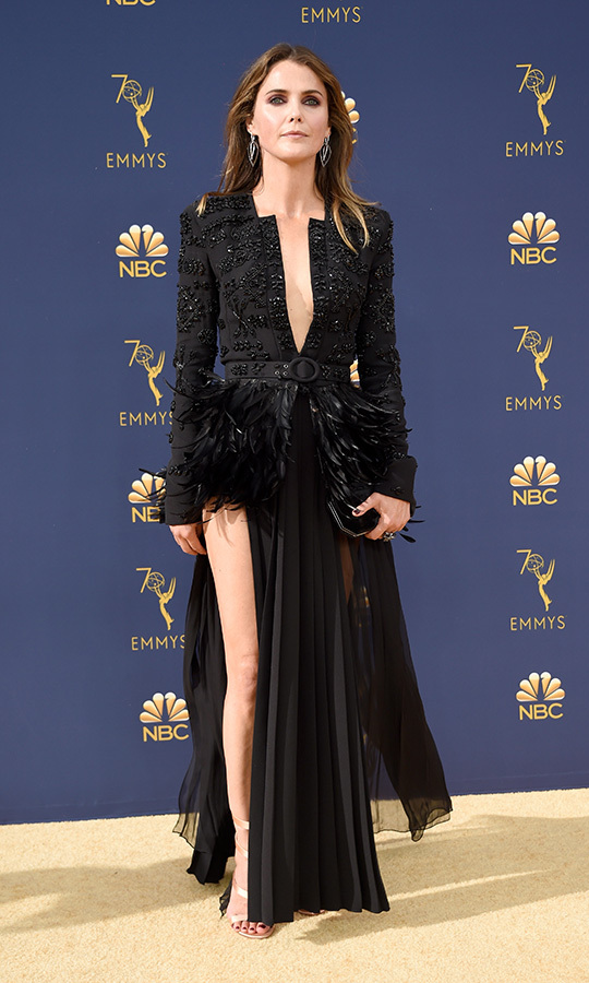 Keri Russell in Zuhair Murad