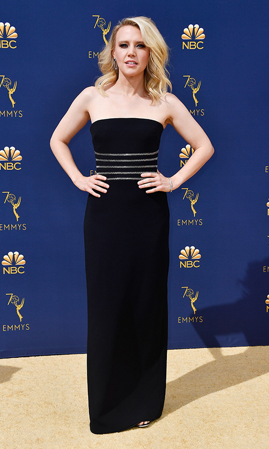 Kate McKinnon in Alexander Wang