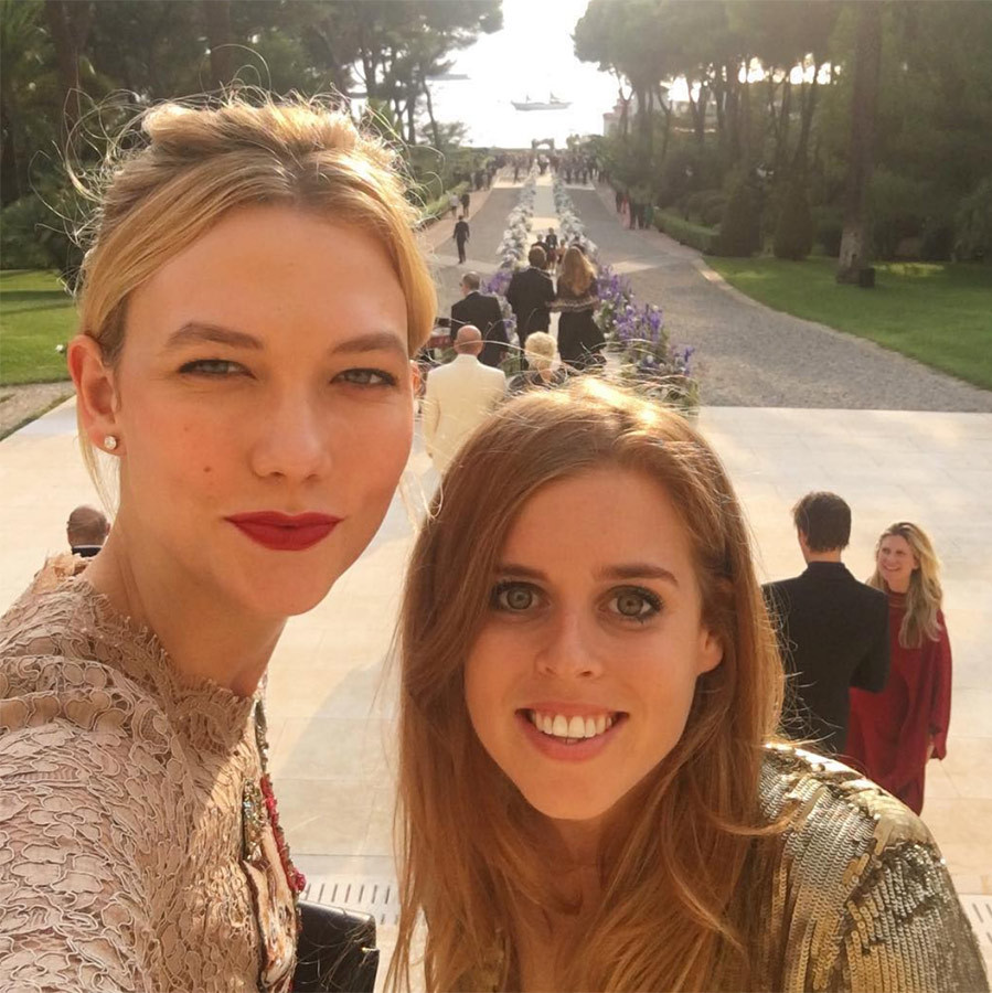 <h2>KARLIE KLOSS</h2>