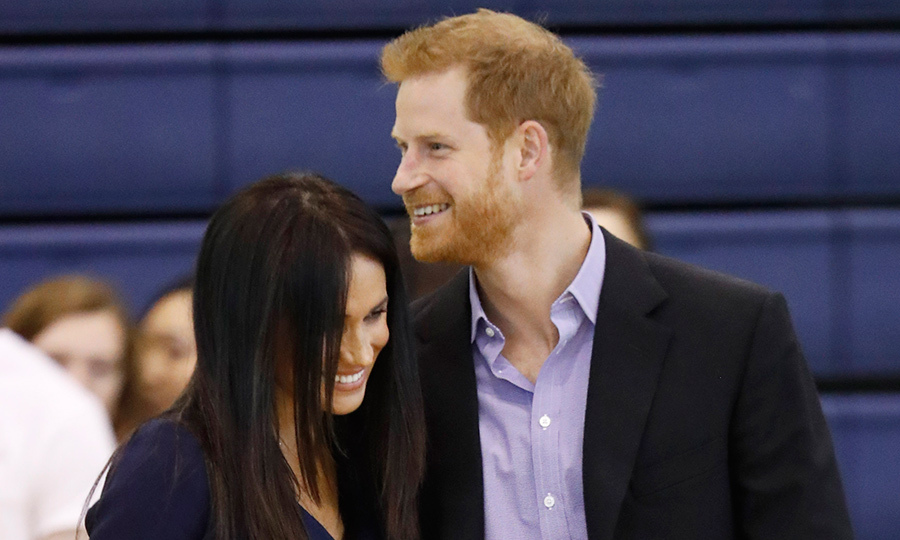 "<a href=""/tags/0/prince-harry"">Prince Harry</a> and <a href=""/tags/0/meghan-markle/"">Meghan Markle</a> got sporty on Monday (Sept. 24) as they hit the court at Loughborough University for the Coach Core Awards, an event very close to the prince's heart. In 2012, Coach Core was started by the Royal Foundation to help empower young people through sport, and 200 of the program's young apprentices were on hand as the royals tried their hands at a series of drills and team exercises - with the duchess in heels, no less! The couple then feted the honourees at the Coach Core Awards, where nods included Community Outreach Project of the Year, Graduate of the Year, Mentor of the Year, Educator of the Year and Apprentice of the Year.