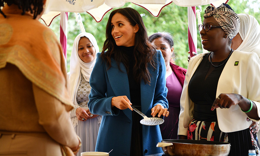 Foodie Meghan Markle would have loved learning from the Clooneys chef. 