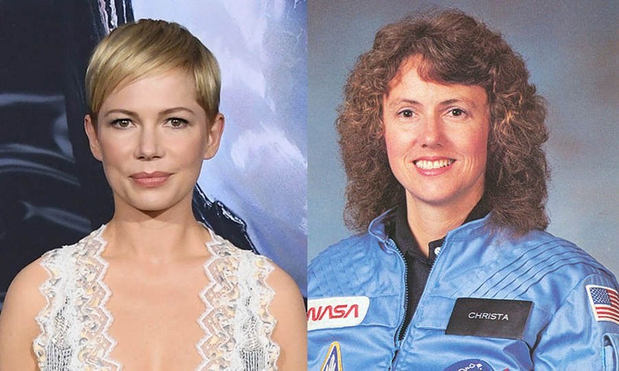 "<a href=""/tags/0/michelle-williams"">Michelle Williams</a> is slipping into Christa McAuliffe's space suit to tell the tragic tale of the Challenger Space Shuttle, which exploded just over a minute after launching at Cape Canaveral more than 30 years ago. Christa was an astronaut teacher who had intended on teaching science lessons in space, but she and her six fellow crew members never made it. ""Christa McAuliffe's legacy deserves the strength, courage, experience and humanity that Michelle Williams brings to the role,"" co-producer Ben Renzo told <a href=""https://deadline.com/2018/10/michelle-williams-christa-mcauliffe-the-challenger-movie-cast-1202474790/"" target=""_blank"">Deadline</a>. Production on <em>The Challenger</em>, directed by Martin Zandvliet, will start in 2019.
