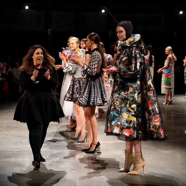 ef6661cddd21e Bidding adieu to Balmain, the lingerie powerhouse is turning to a royally  approved label this year: Mary Katrantzou.